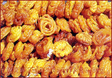'Jalebee' Popular Sweet of Rajasthan