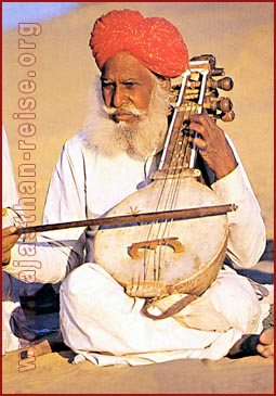 Musician of Rajasthan