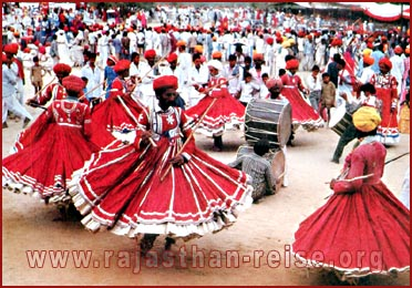 Rajasthan day celebration