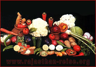 Vegetables of Rajsthan